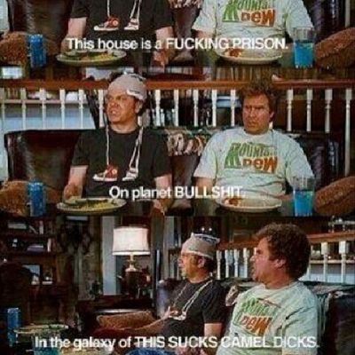 Lmfao I love this movie!!!!!! Stepbrothers Funny LOL Mademyday