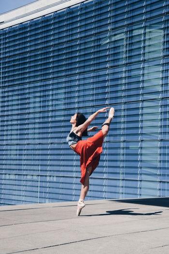 Ballett Balance