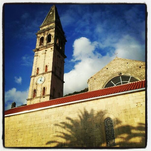 Old Catedral Sky Clouds city boka beautiful montenegro instagramhub instagood