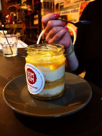 Italian style cheesecake-Italian Dessert Italy Italian Food First Eyeem Photo