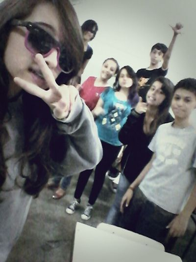 friends, school, is cool...kkk