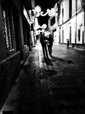 Paseo Blackandwhite Black And White Sevilla Tomares Bw_collection Streetphoto_bw Urban People