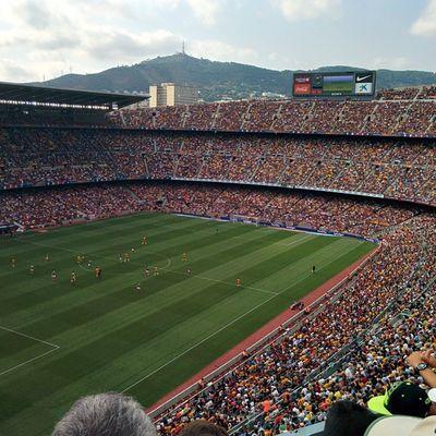 Grandiós Barça! 2-0!