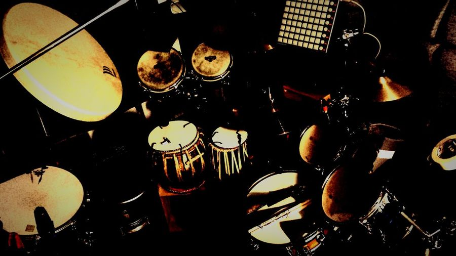 """my 🙄 drumset"" Listen it here: https://youtu.be/yEhYPVP1FKY Creativity No Limits Experimental Experimental Music Extreme Close-up Musician Ethnic Drink Arts Culture And Entertainment Musical Instrument Popular Music Concert Close-up"