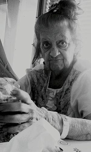 Hospital Hospitality Oldwoman Old Oldwomen