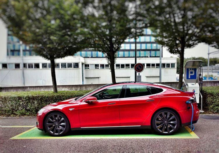 Car Electromobility Charger Charging Electro Vehicle Tesla