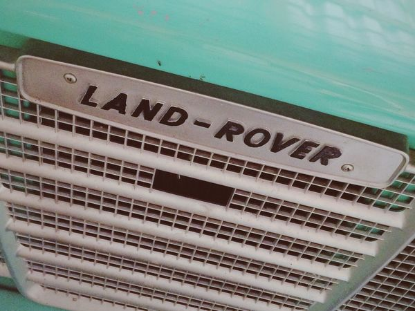 Land Rover Classic Car VSCO Vscocam IPhoneography