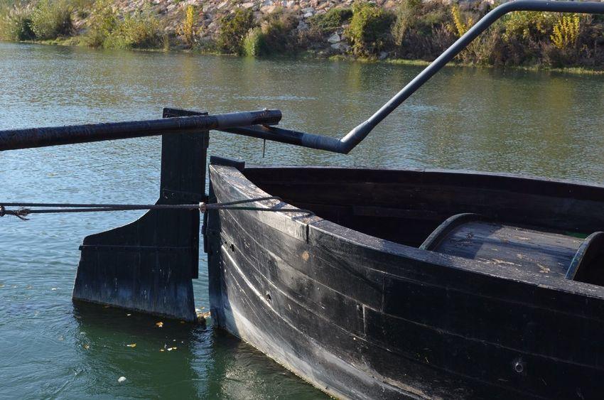 Riu Ebre Llaüt Barca
