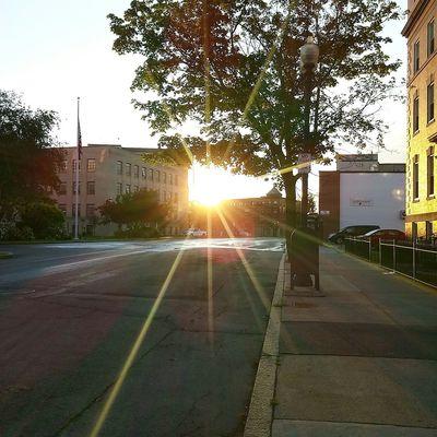 LYNN Amanecer Amanecer En Mi Ciudad Sun