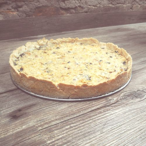 Quiche Foodporn Projetobanquete Torta TortaSalgada