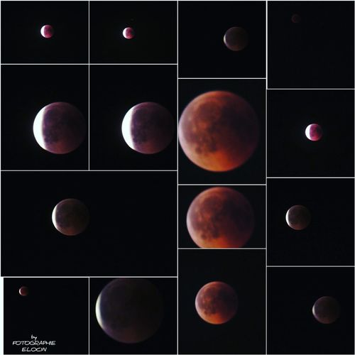 mondfinsternis2018 Mondfinsternis 2018 Mondfinsternis 2018 Nature Fotographie_elocin Space And Astronomy Half Moon Solar Eclipse Double Exposure Planetary Moon Star Field Space Exploration Moonlight Constellation Moon Surface Galaxy Eclipse Astrology