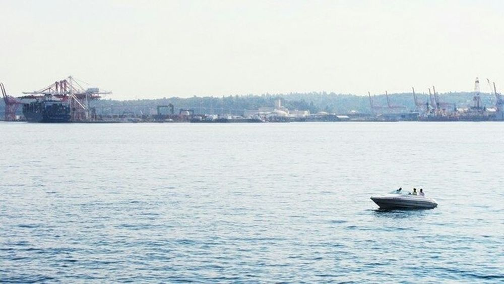 Follow Me :) EyeEm Best Shots Helloworld Ocean In My View