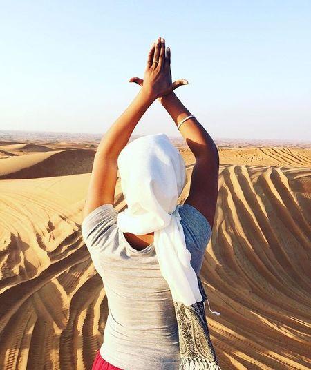 Desert Sand Dune Sand EyeEmNewHere Safari