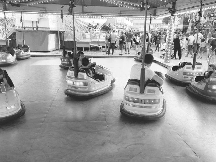 Carousel Feria Autos De Choque