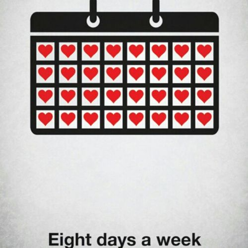 Eight days a week #instagramhub #viktorhertz #beatles Beatles Instagramhub Viktorhertz