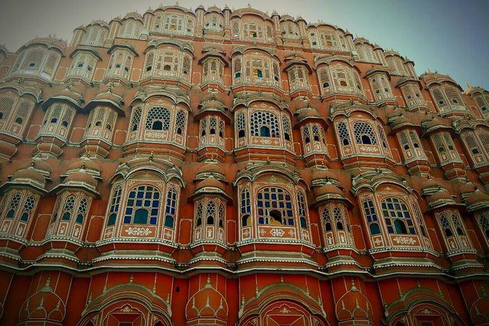 Architecture Travel Destinations Built Structure Hawamahal Jaipur Rajasthan Jaipurdiaries Jaipurcity An Eye For Travel