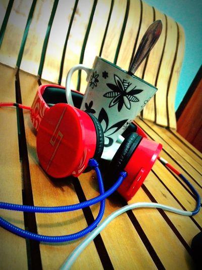 Coffee + Music = <3