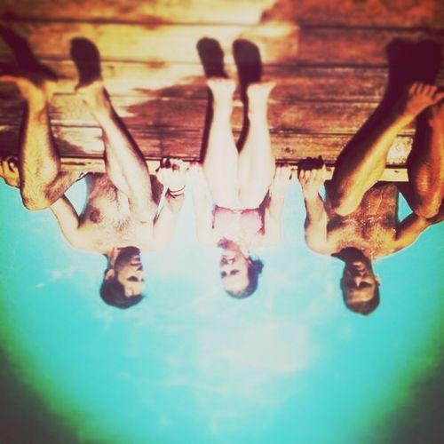 TBT  Enjoying Life Relaxing Hello World Enjoying The Sun Summer Holiday Swimming Pool Hi! Friends