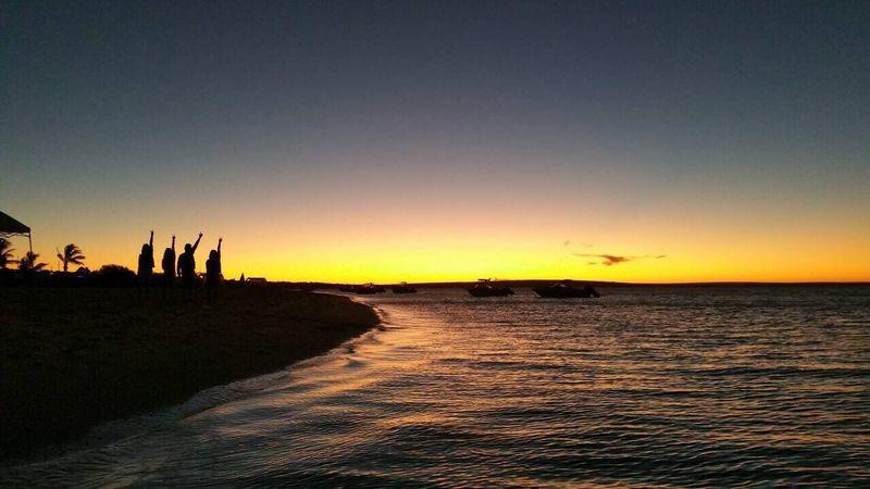 Life Enjoying Life Challenge Friendship Beach Sunset Welcomenights Western Australia Monkeymia Live Love Holiday