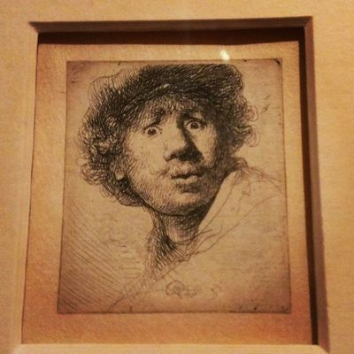 今でしょ! 注)レンブラント大先生です。Amsterdam Iaminamsterdam Rembrandthuis