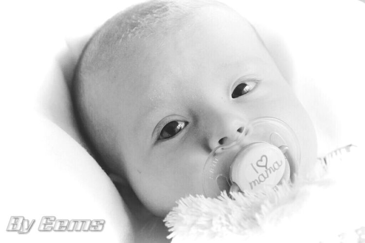 Bw3filter Blackandwhite Baby Love Girl Hello World Ilovemam Litlle Beautiful Byeems