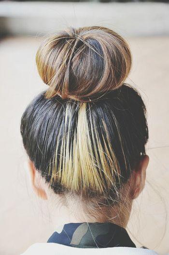 Dip Dye Hair Fashion Colour Malaysia