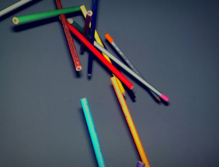EyeEm Selects Variation No People Indoors  Close-up Day Pencilcolors Nokian82 Teguhpandrian Purwokertohitz