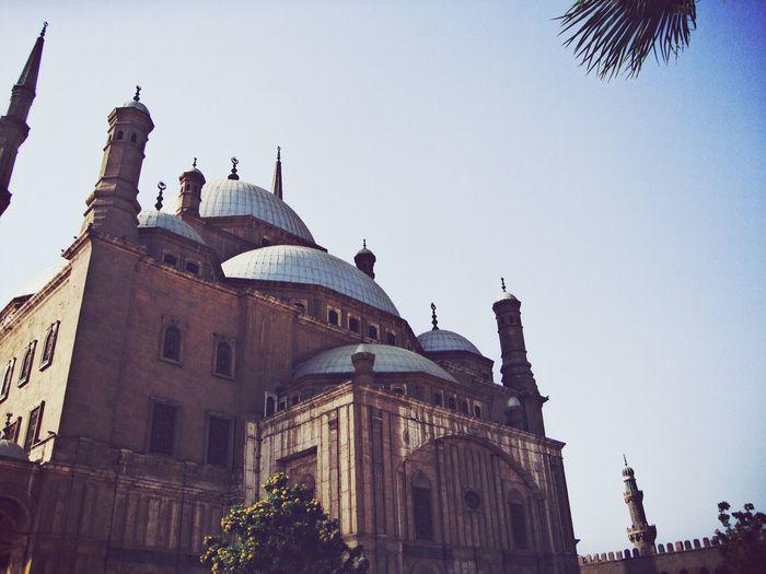 Hello World Taking Photos :) Salah_aldeen_castle Mohamed Ali Mosque Masjid مسجد_محمد_علي القاهرة Cairo Egypt Cairo Egypt