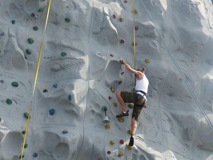 Climbing One