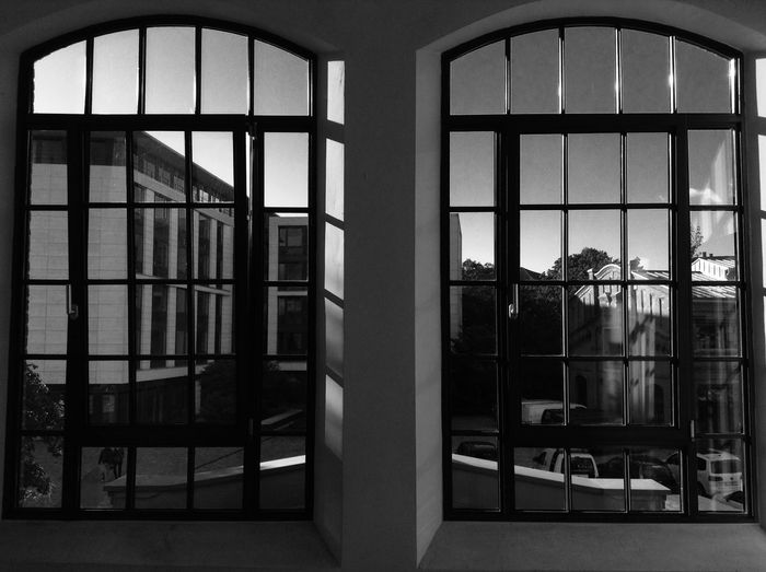 Black And White Photography Shades Of Grey Light And Shadow Theartofblackandwhite Theartofdarkness Check This Out Hamburg Museum Der Arbeit From My Point Of View Through The Window