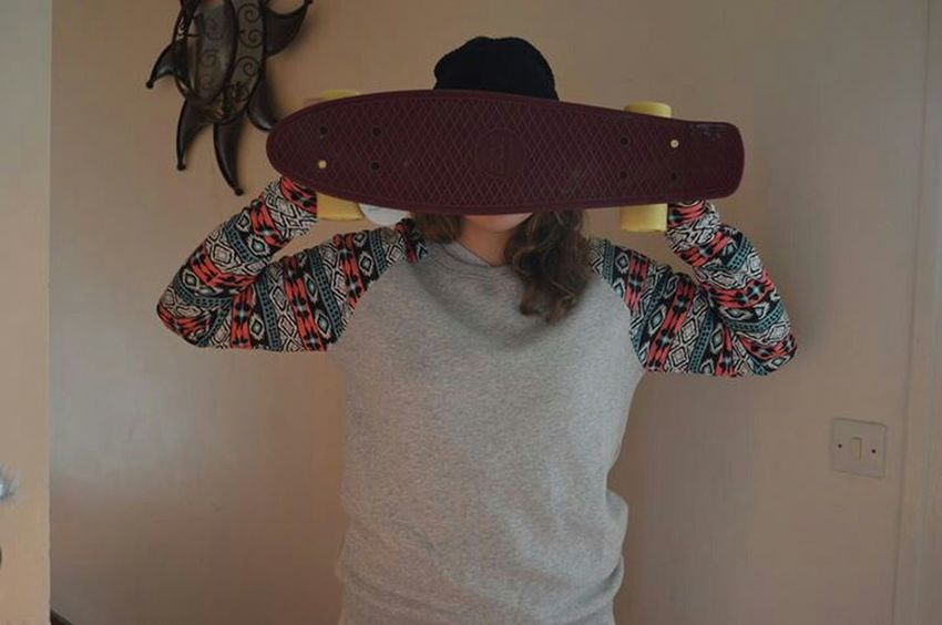 Girl Christmas Presents Skateboarding Me ??