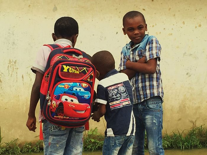 Fathersday Traveling Street Photography Africa On The Road Angola Kids The Human Condition Humannature People
