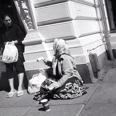 It may seem as unlikely to you as it did to her thst she would find herself on the street asking passers-by for money. Ig Igers Streetphotography IGDaily People Instagramers Urban Igscout Blackandwhite Statigram Portrait Webstagram Streetphoto Instadaily Beggar Instatalent Monochrome Instagain Bw Igaddict Sweden Ignation Goteborg Instapic Bnw Instaphoto All_shots Sverige Instamood Igersweden