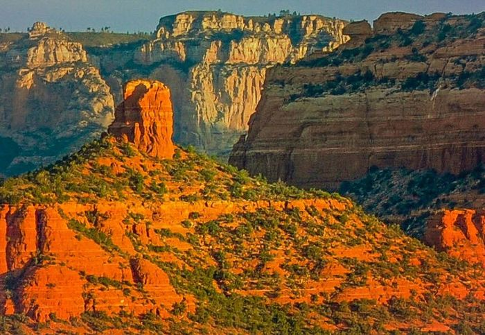 EyeEm Best Shots Travel Photography Protecting Where We Play Sunny Day From My Point Of View Red Rocks  Striations Walking Around in Sedona, Arizona Eye4photography