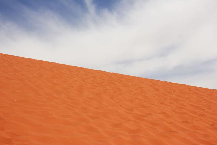 Sky Sand Dune
