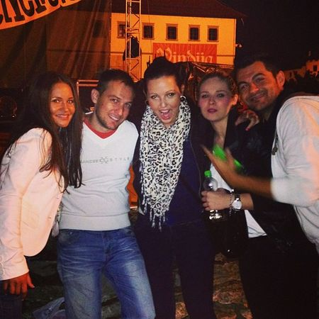 Best Party ever with best people! Love them. Spancirfest Varazdin Crowd Drunk having great time! Croatia