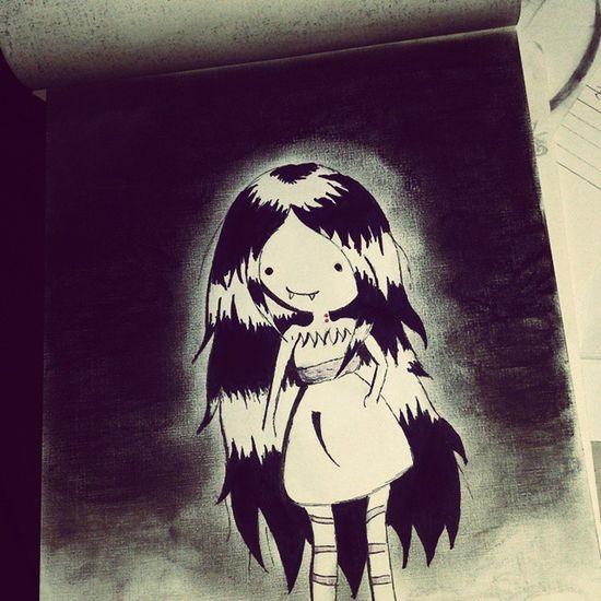 Marceline Adventuretime Art Drawing