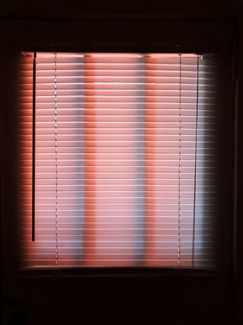 Blurrrrd Blinds Shutter Window Curtain Pattern Indoors  Corrugated Iron No People Day Close-up 3-D