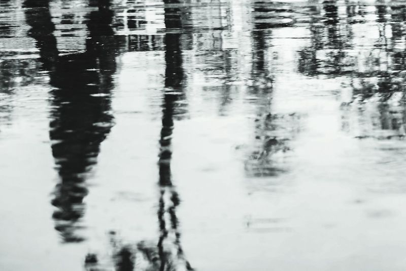 Water Backgrounds Full Frame Reflection Close-up RainDrop Water Surface Drop Wet First Eyeem Photo
