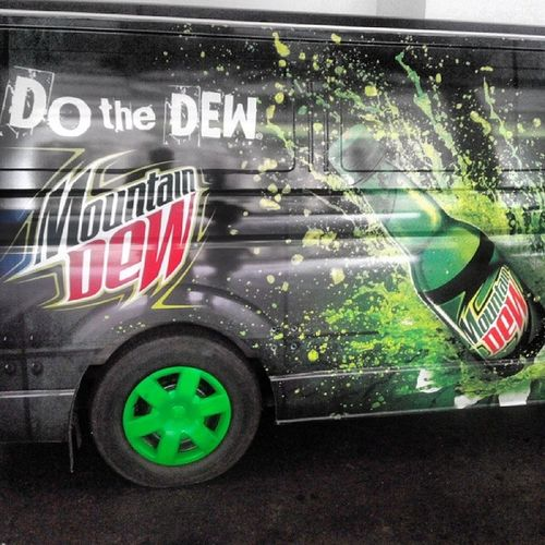 Do the dew......