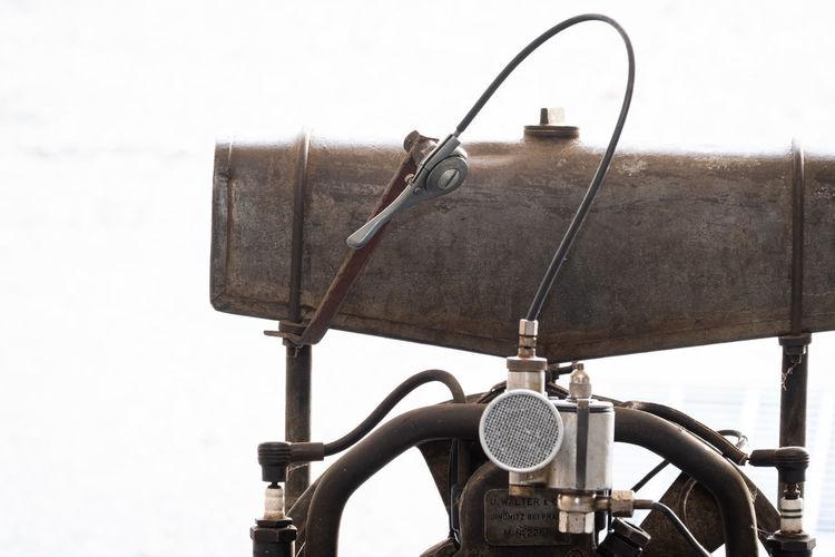 1909 Alber Fabian Fujifilm X-H1 JINOITZ BEI PRAG Motor Ancient Things Close-up Fabian Alber Fbn_lbr Fujifilm Fujifilm_xseries & Co. Mode Of Transportation No People Oldtimer Power Set Power Unit Rusty Metal Wheel
