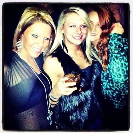 Out with my ladies !