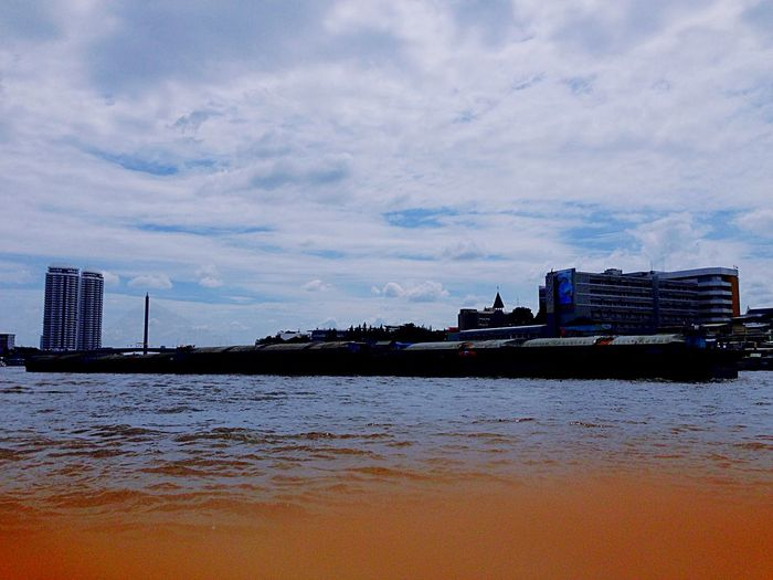 River Boats Sky Clouds Port Going On A Boat Ride Traveling Hello World The Traveler - 2015 EyeEm Awards Eye Em Around The World