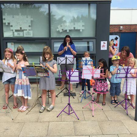 Amelia Miah Music Band Cute Kids