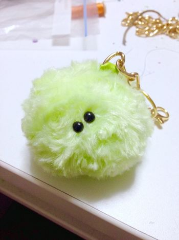 Sewing more babies ❤️ Lechuga Green Vegetables Character Plush Handmade Toy Keychain Laviniafenton Handmade