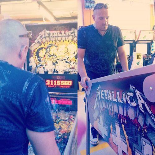 Oggisport Metallica Metallifan
