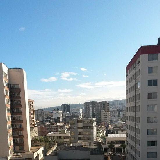 #allyouneedisecuador Landscape Quito Sky Blue