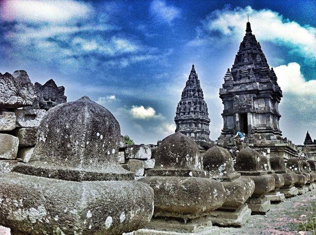 Prambanan Temple INDONESIA Hindu Temple Hindu