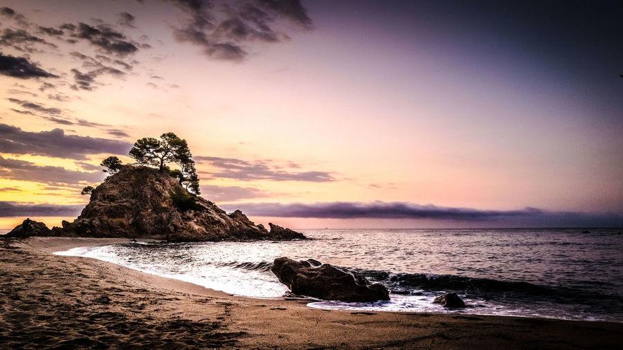 Cap Roig Sea