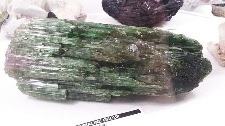 Mineralspecimen Minerals Tourmaline Nature